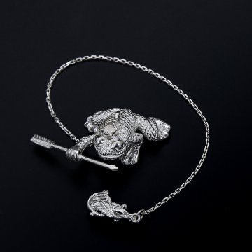 Серебряный ионизатор воды Царевна лягушка