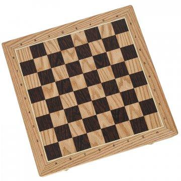 Шахматы резные (дуб)