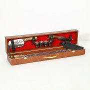 Кизлярский шашлычный набор в подарочном кейсе арт.10781