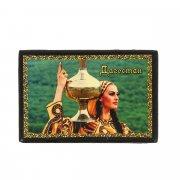 """Подарочная шкатулка """"Дагестан"""" (малая) арт.9516"""