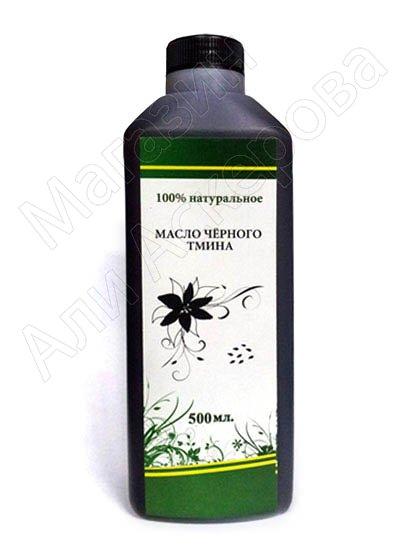 """Натуральное масло черного тмина """"Сирийское"""" 500 мл"""