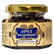 Натуральный сироп из черники с кедровым орехом арт.10184