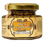 Натуральный сироп из одуванчика с кедровым орехом арт.10186