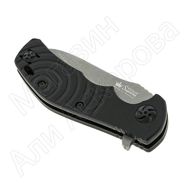 Складной нож Bloke X (сталь Sleipner TW, рукоять G10)