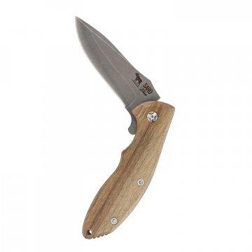 Складной нож Грач (сталь 95Х18, рукоять орех)