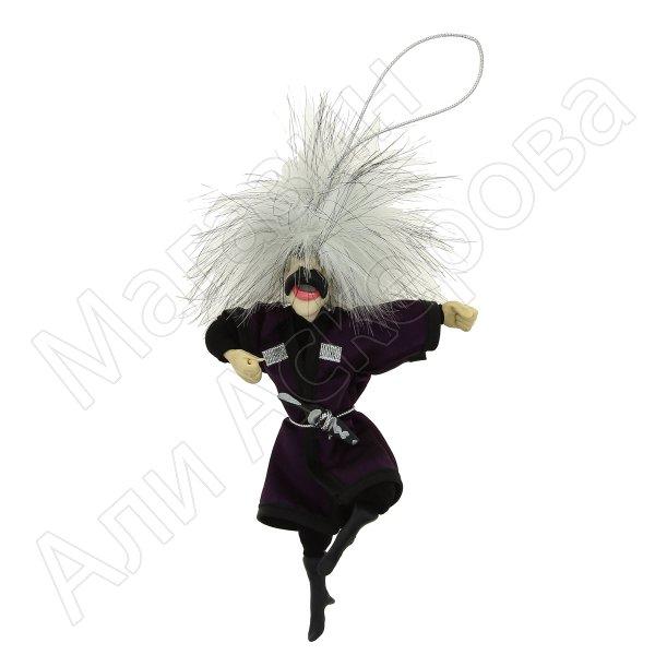 """Сувенирная кукла """"Танцующий джигит"""""""
