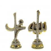 Мусульманские сувенирные статуэтки (в комплекте 2 шт.) арт.5445