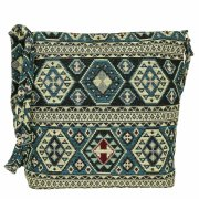 Сумка в этно стиле из ткани ручной работы арт.11240