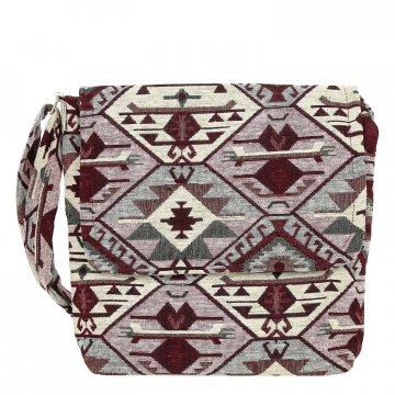 Сумка в этно стиле из ткани