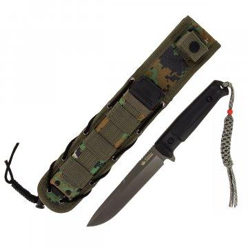 Тактический нож Alpha Kizlyar Supreme (сталь AUS-8 GT, рукоять кратон)