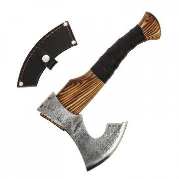Топор Лесник-2 (сталь 9ХС, рукоять дерево)