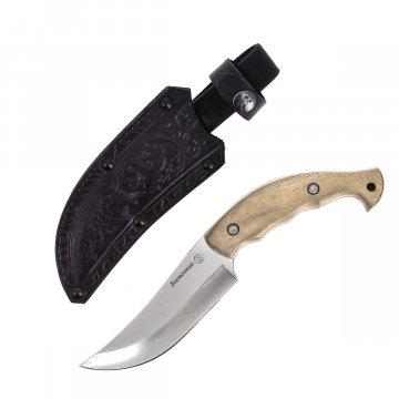 """Кизлярский нож разделочный """"Восточный"""" (сталь - AUS-8, рукоять - дерево)"""
