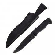 Нож Енисей-2 Кизляр (сталь AUS-8 black, рукоять эластрон)