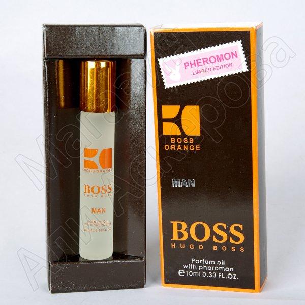 """Масляные духи """"Boss"""" с феромонами"""
