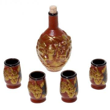 """Керамический набор для вина """"Тамила"""""""