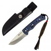 """Охотничий нож """"Kid"""" (сталь - 440C Satin, рукоять - микарта)"""