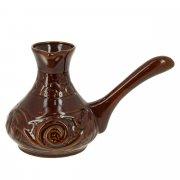 Керамическая турка для кофе арт.9635