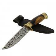 Нож Варан Кизляр (сталь 65Х13, рукоять дерево)